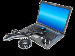 Восстановление работы ноутбука
